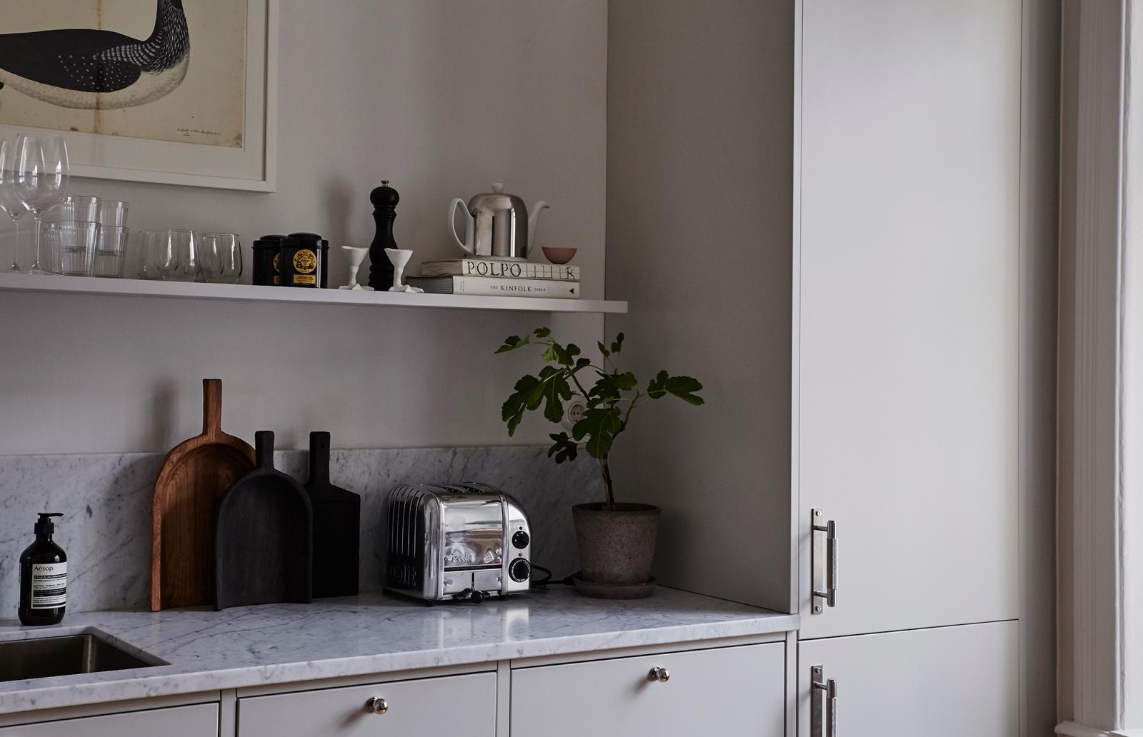 Original toaster - Dualit, Helena pot - Bergs potter