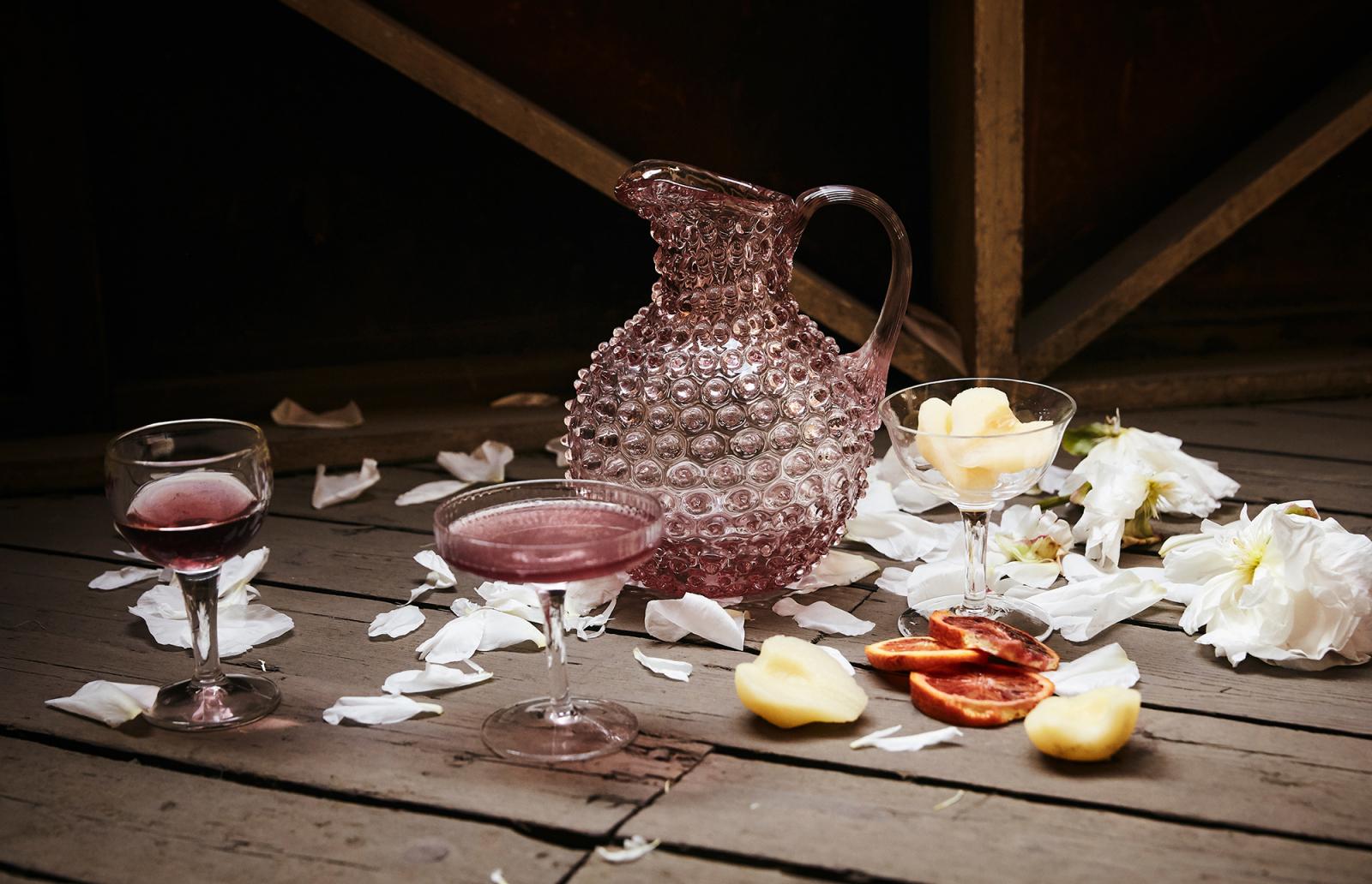 Linné Carafe Sweet Pink 949 SEK