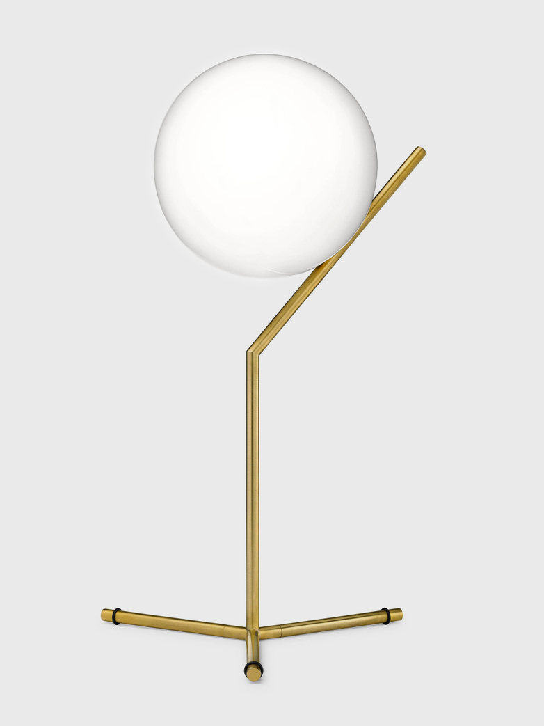 IC Lights Table Lamp – Brass