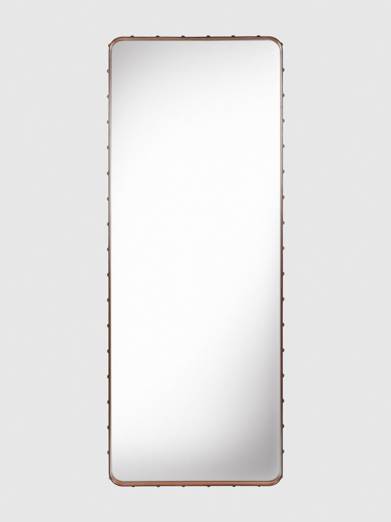 Adnet Rectangular Mirror Tan - 70x180cm
