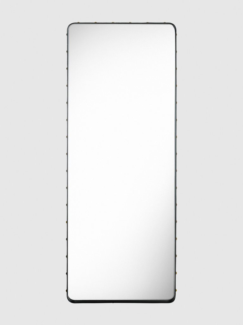 Adnet Rectangular Mirror Black - 70x180