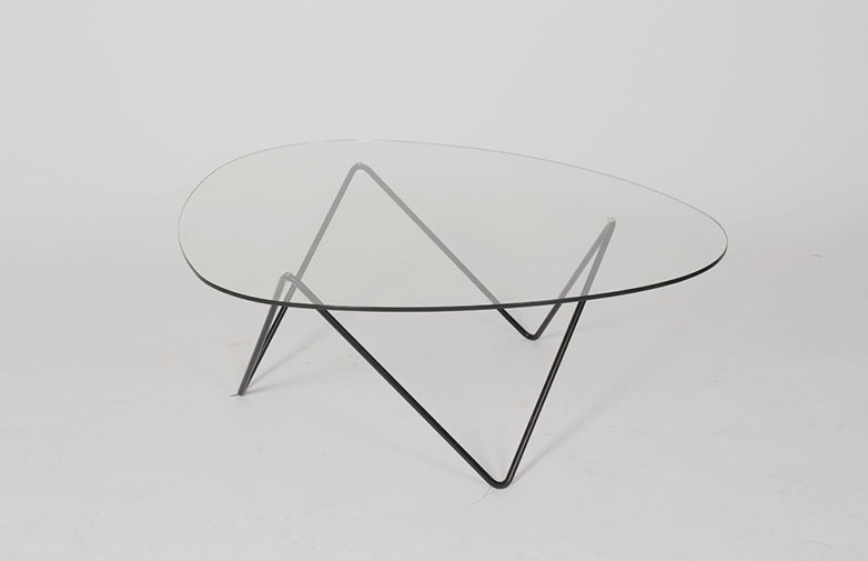 Pedrera Table Black