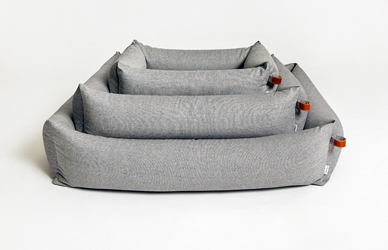 Sleepy Tweed de Luxe Dog bed