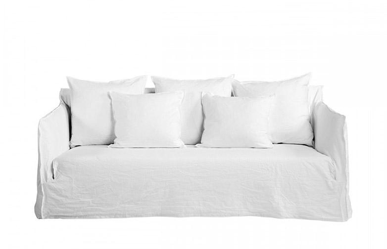 Ghost 10 –180 cm –Lino Bianco