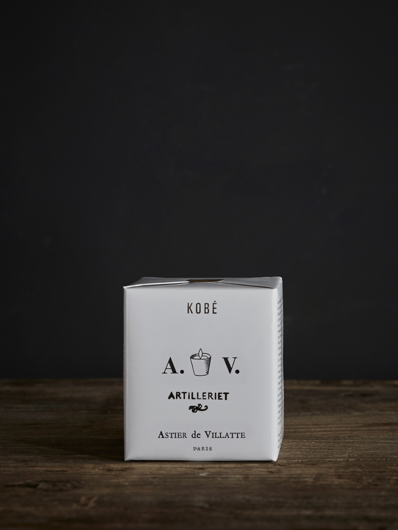 Kobe Scented Candle – Artilleriet Exclusive