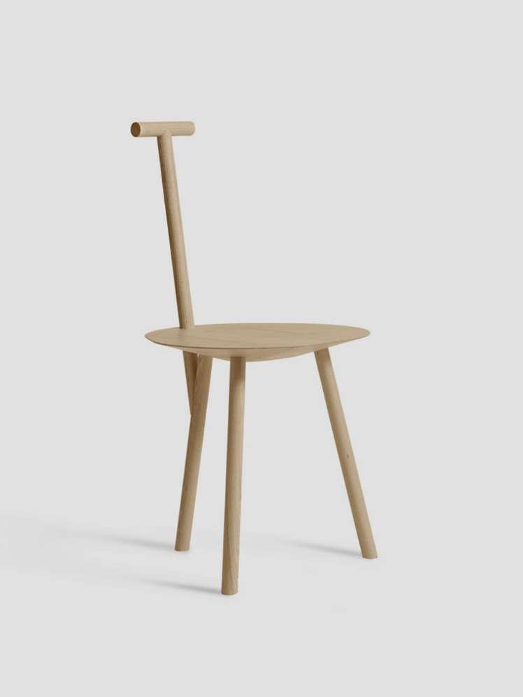 Spade chair - Natural Ash