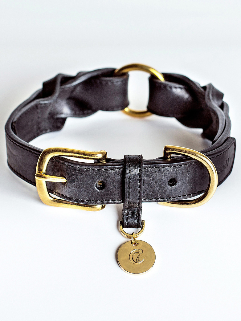 Hyde Park Collar - Black