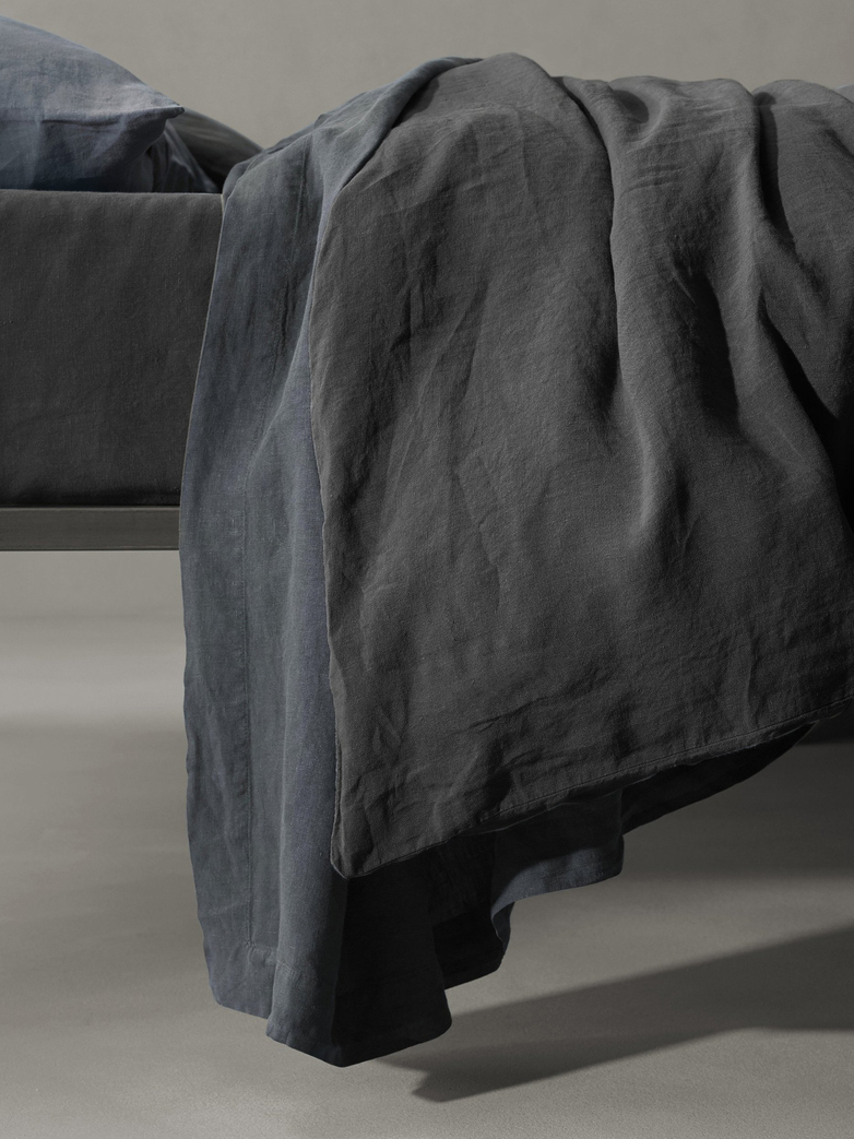 Rem Duvet Cover 150x210 - Antracite
