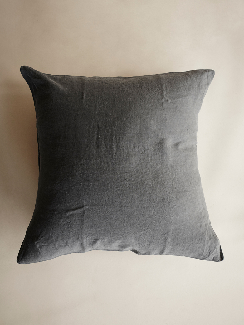 Rem Pillow Cases 65x65cm 05 Antracite