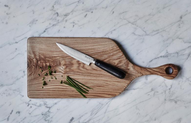Ebony Knife – 10 cm