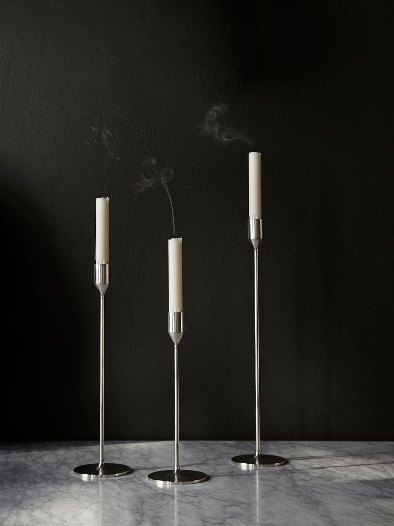 Artilleriet Edition: R. Hutten Candle Stick Silver