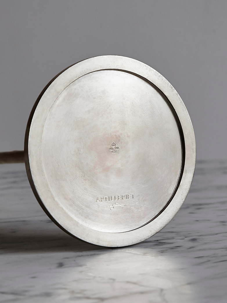 Artilleriet Exclusive: R. Hutten Candle Stick Silver