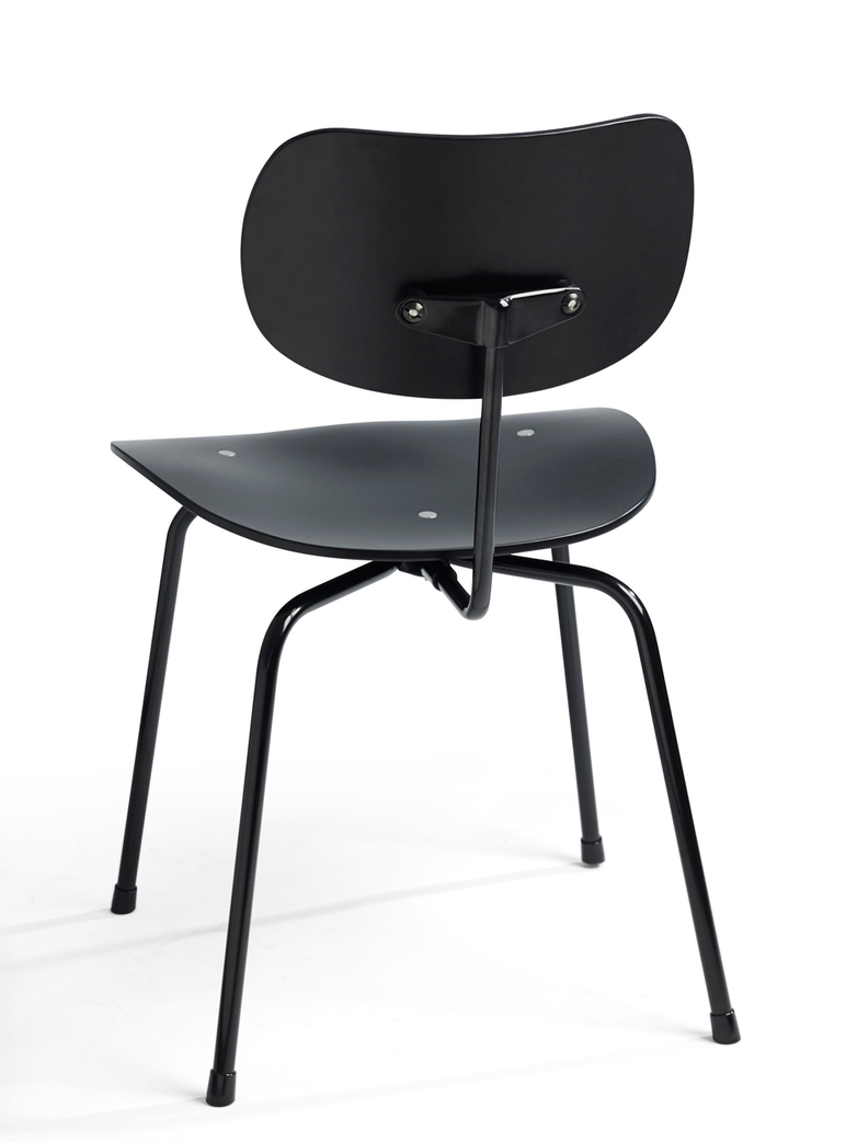 Dining chair SE68 - Black Stained