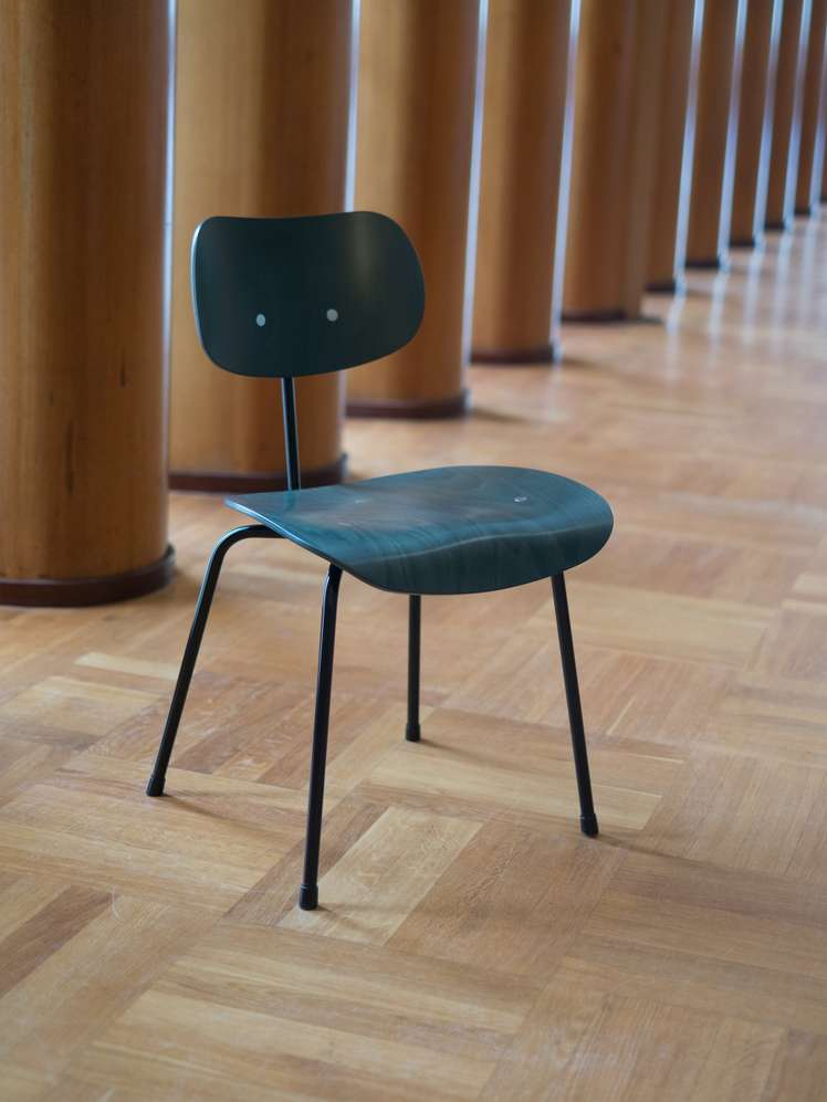 Dining Chair SE68 - Green Stained 4 750 SEK