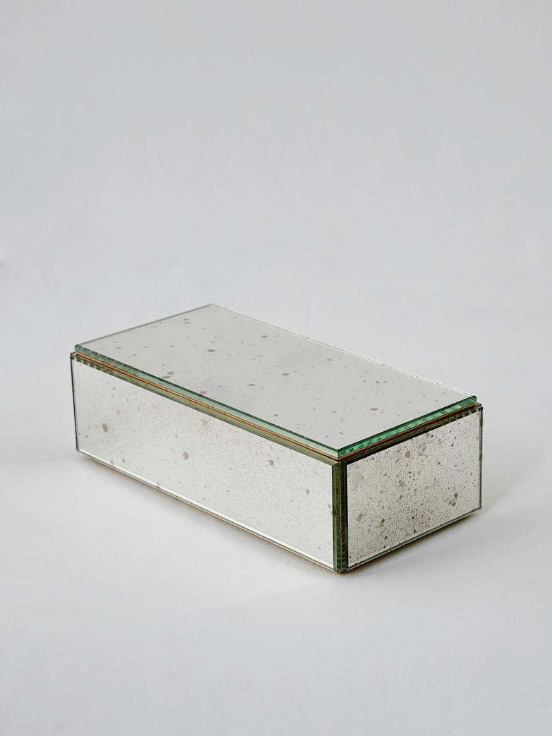 Box No.9 - Bianco Nero