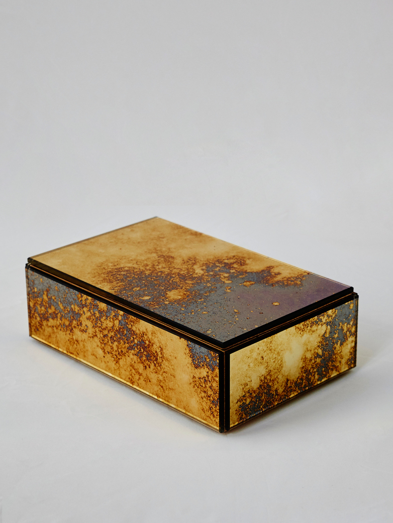 Box No.12 - Broken Gold