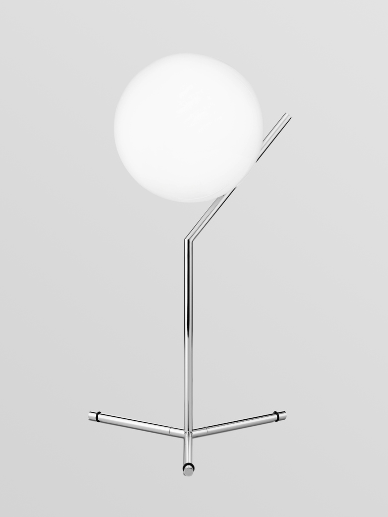 IC Lights Table Lamp – Chrome