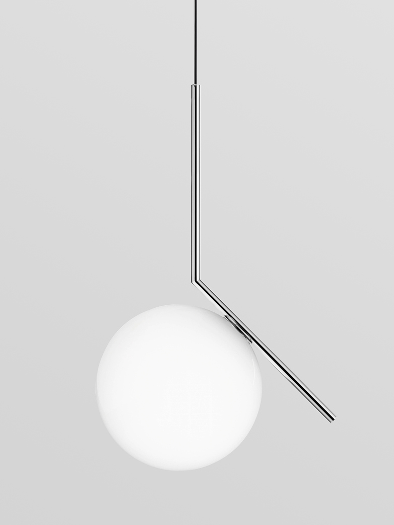 IC Lights Pendant – Chrome