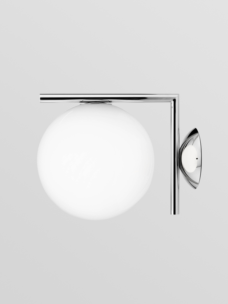 IC Lights Wall Lamp – Chrome