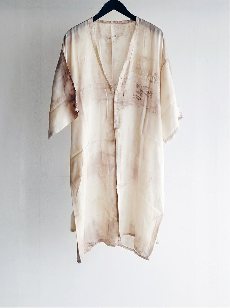 Natural Dyed Kimono