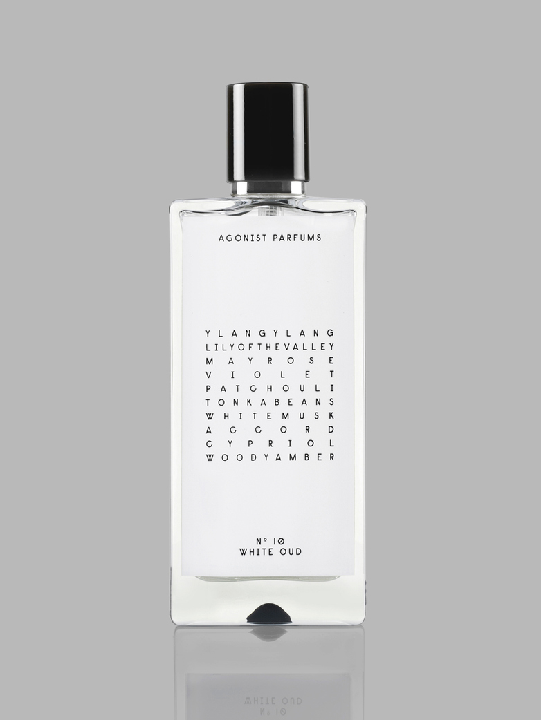 White Oud Perfume 50 ml
