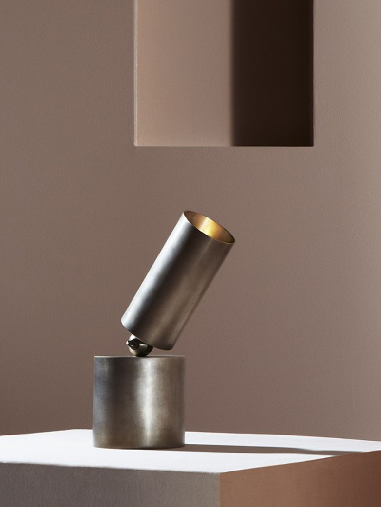 Cylinder Uplight