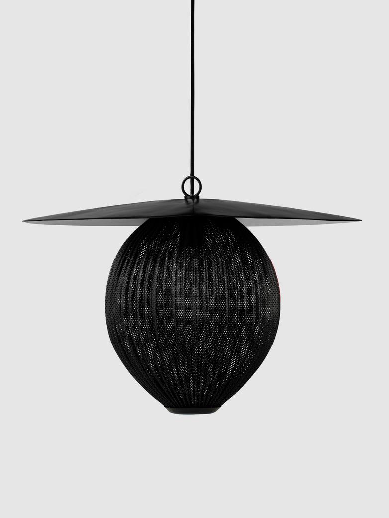 Soft Black Semi Matt - Medium