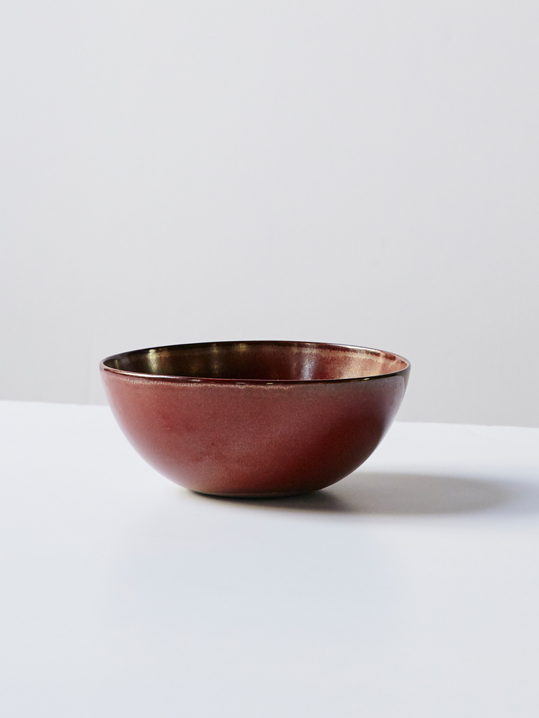 Terres de Rêves - Bowl Medium Rust