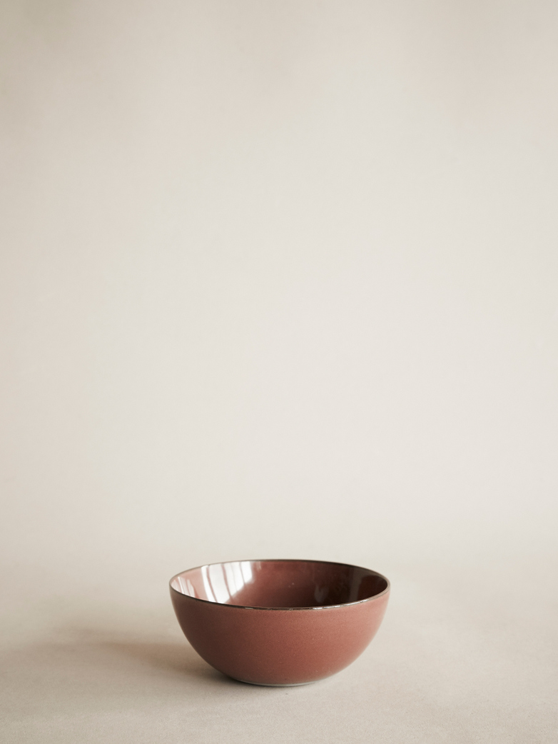 Terres de Rêves – Bowl Small – Rust