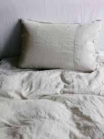 Duvet Cover Ciment 140x200