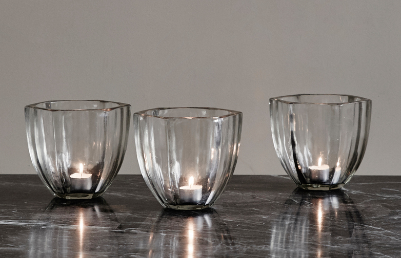 Loupiette Candle Holder
