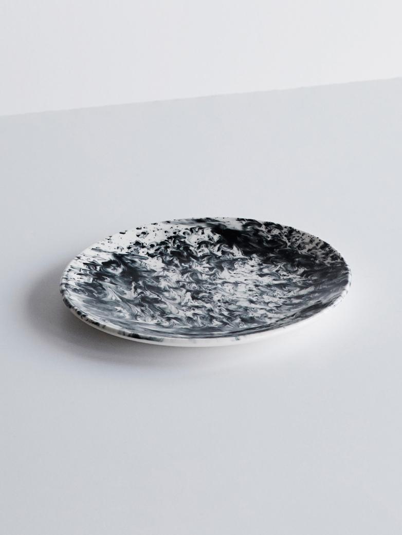 Slick Salad Plate