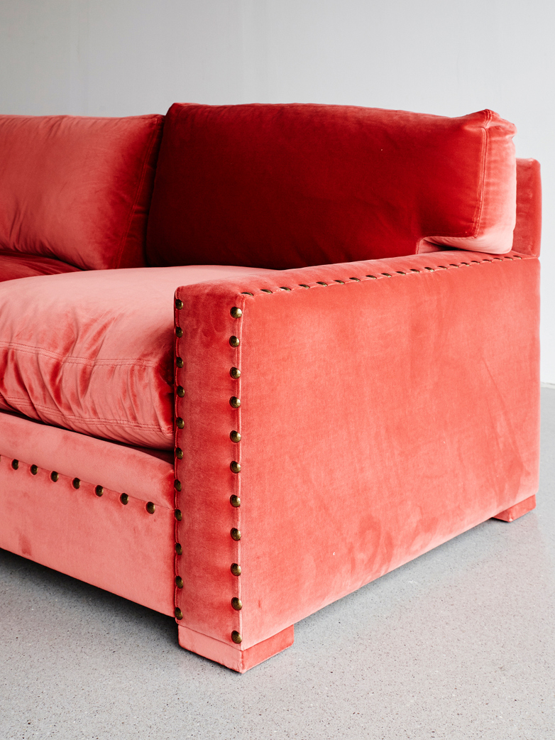 Victor Sofa - Fixed Cover