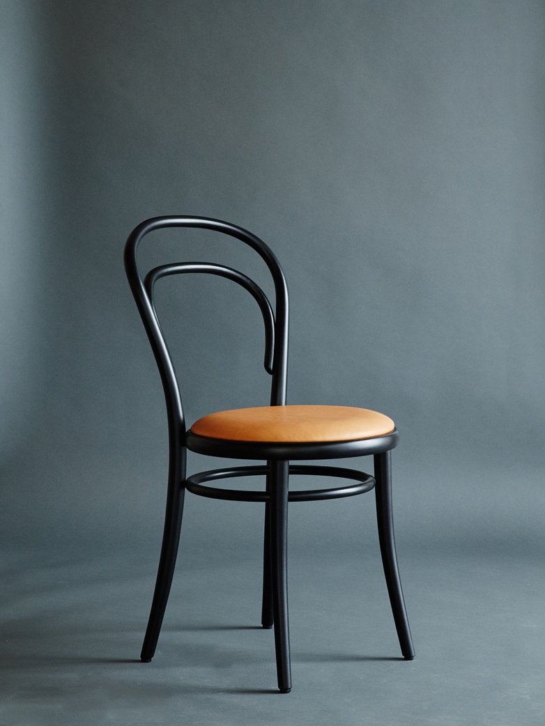 Artilleriet Exclusive Chair 14 Black Tärnsjö Leather