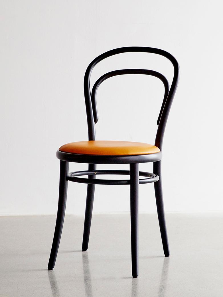 Artilleriet Exclusive Chair 14 Black Tärnsjö Leather