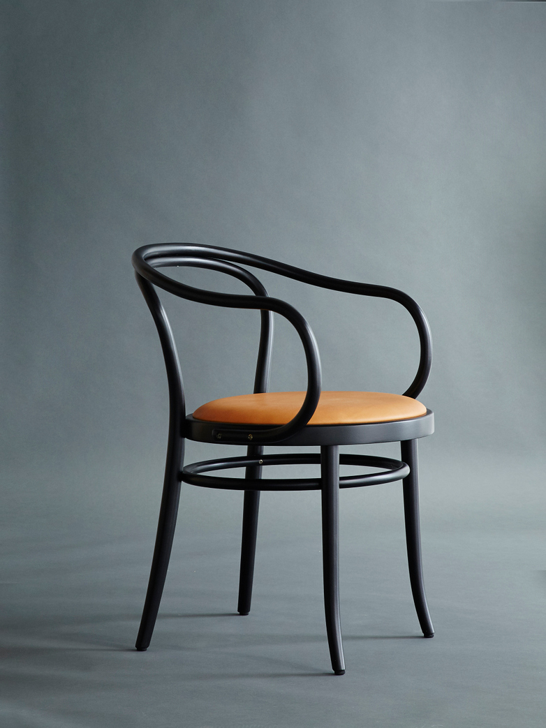 Artilleriet Exclusive Chair 30 Black Tärnsjö Leather