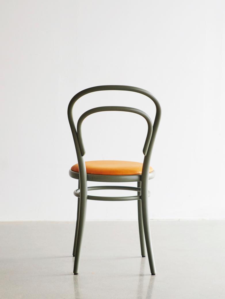 Artilleriet Edition Chair 14 Sage Tärnsjö Leather