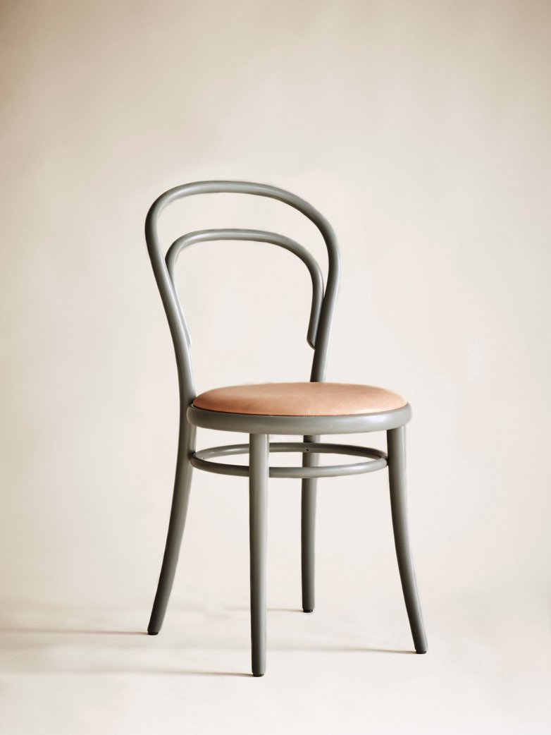 Artilleriet Exclusive – Chair No 14 – Sage – Tärnsjö Leather