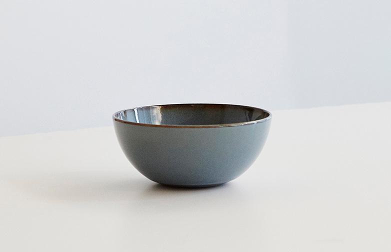 Smokey Blue Bowl