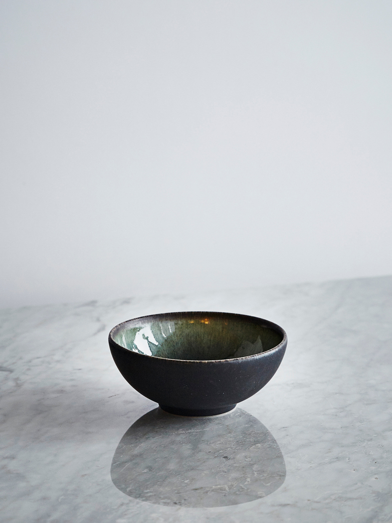 Tourron Green Samoa Bowl - Small