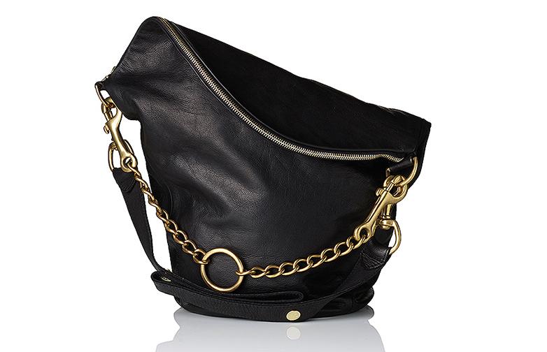 No 9 Cylinder Shoulder Bag