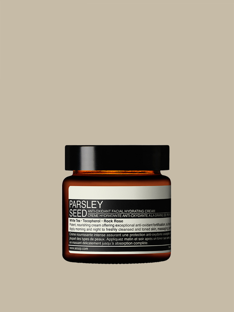 Aesop - Parsley Seed Anti-Oxidant Facial Hydrating Cream 60ml