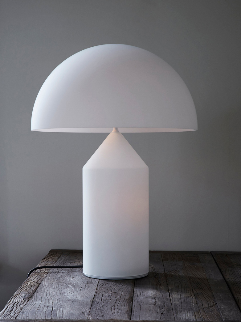 Atollo Table Lamp – Opal