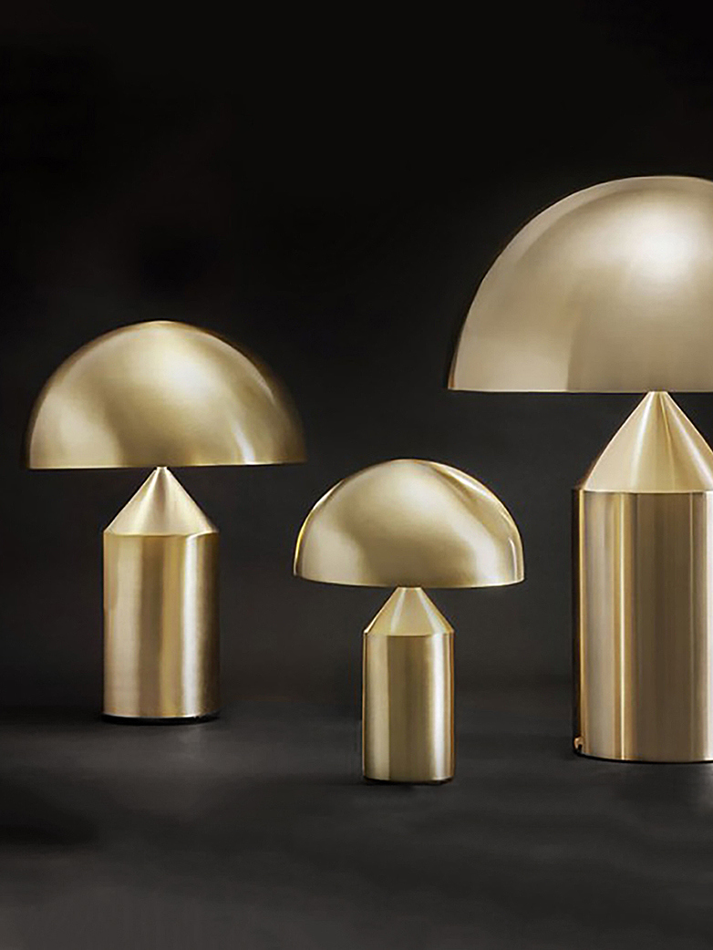Atollo – Gold – Large