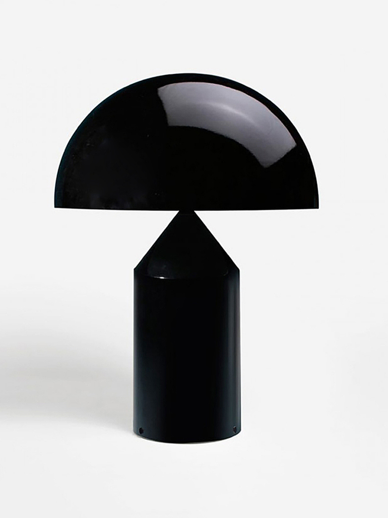 Atollo Table Lamp – Black