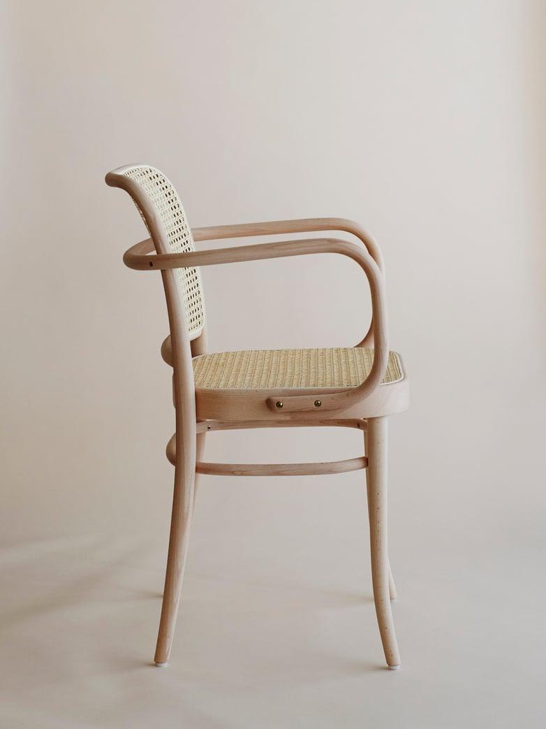 Armchair No 811 – Raw – Cane