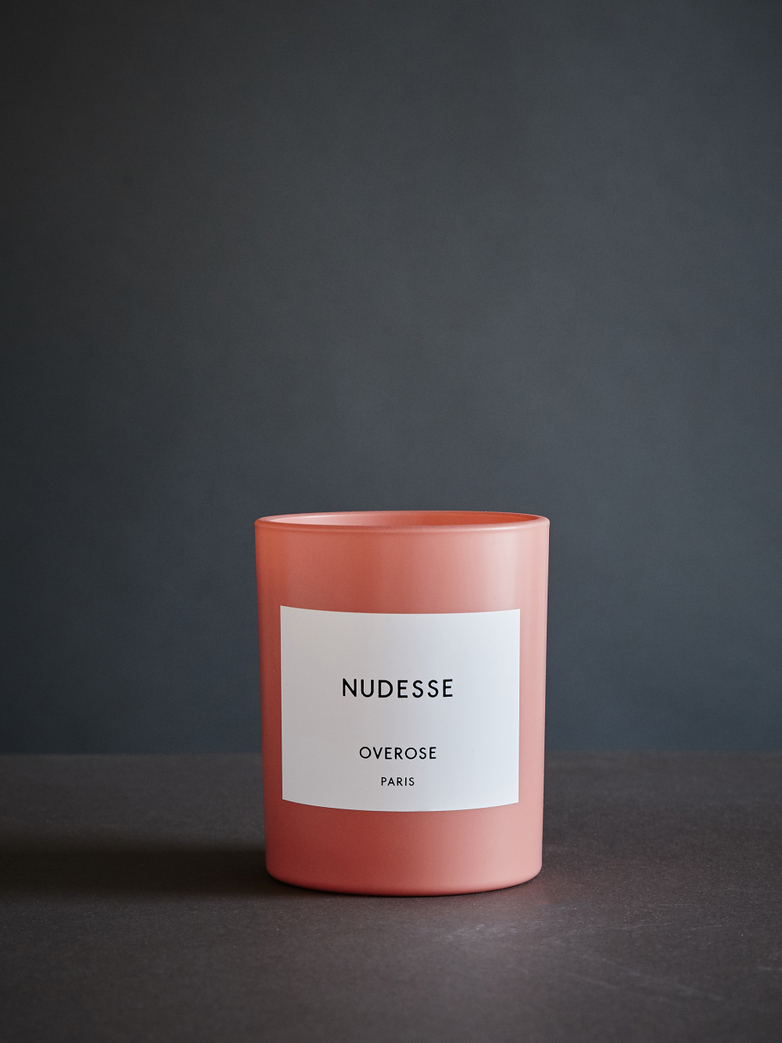 Scented Candle Nudesse