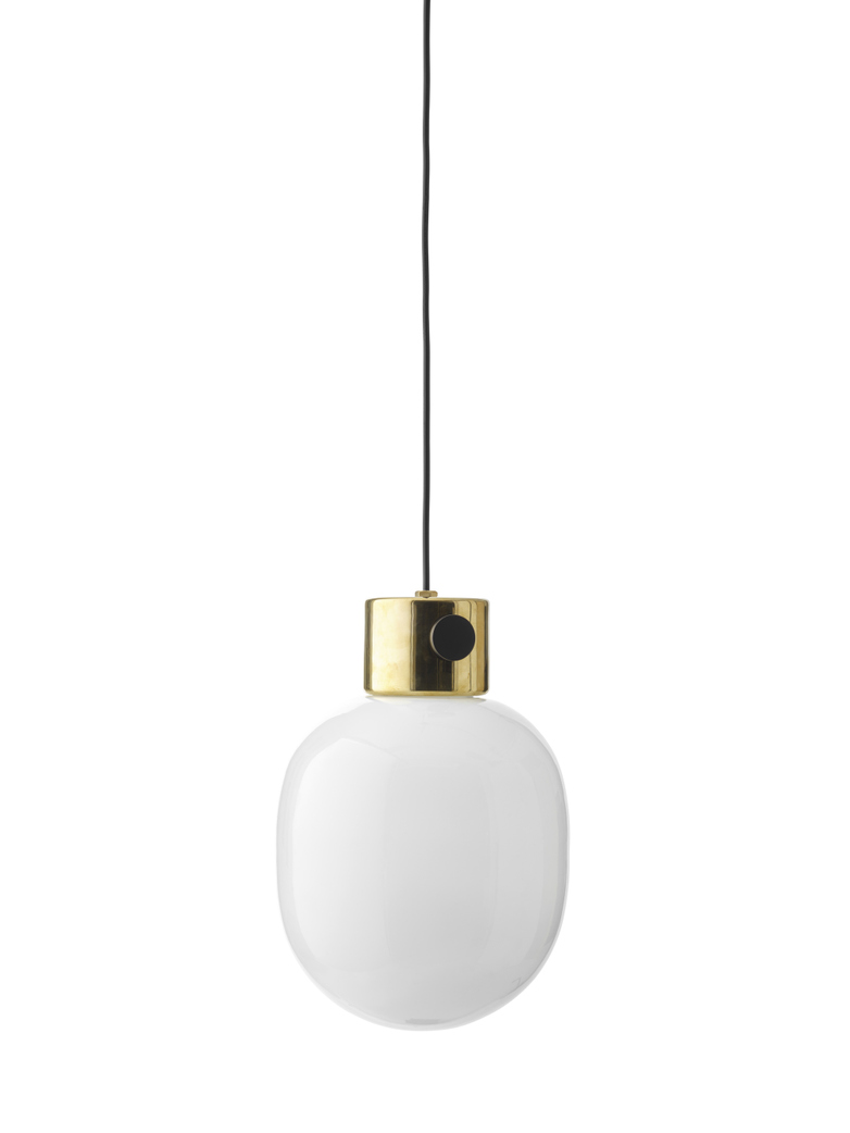 JWDA Pendant Polished Brass