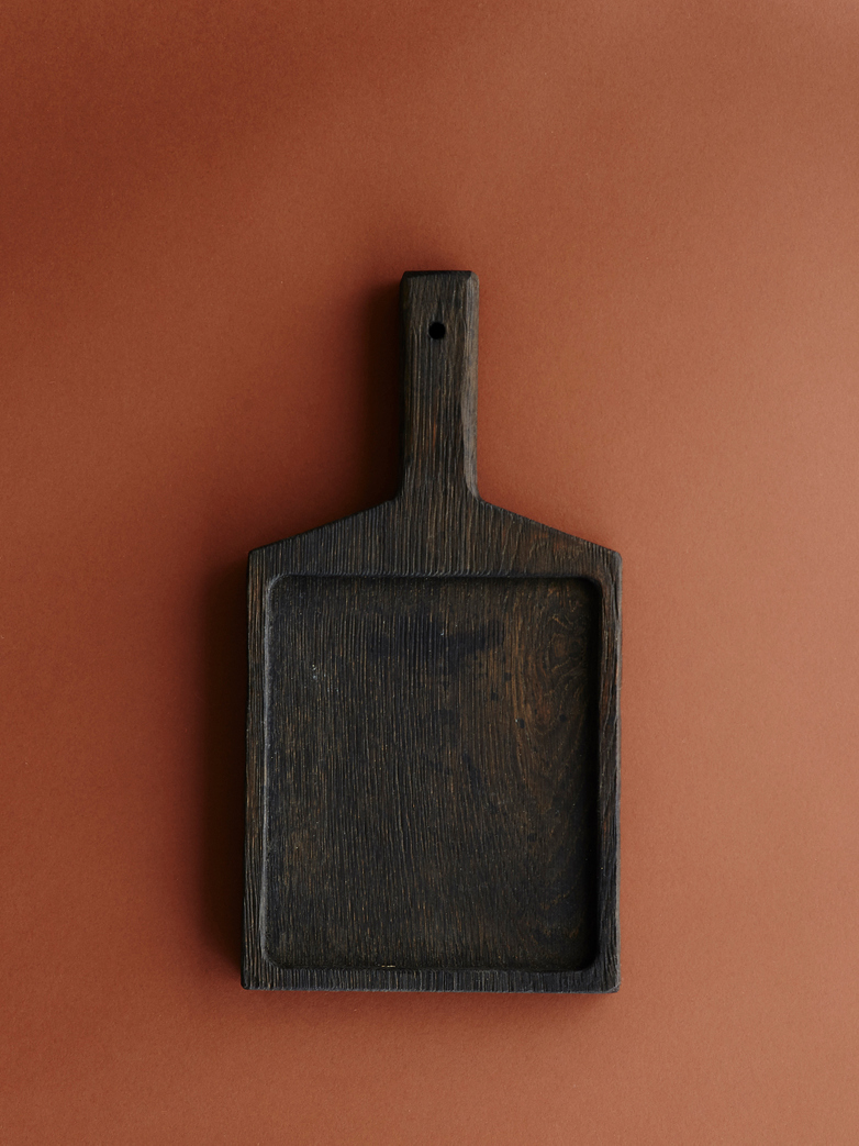 Recess Serving Board