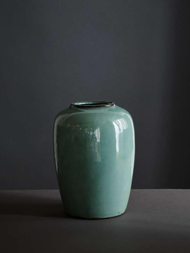 Vase CPH Curve Light Green